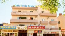 Vila Josip Jukic er et av Vings nøye utvalgte hotell.
