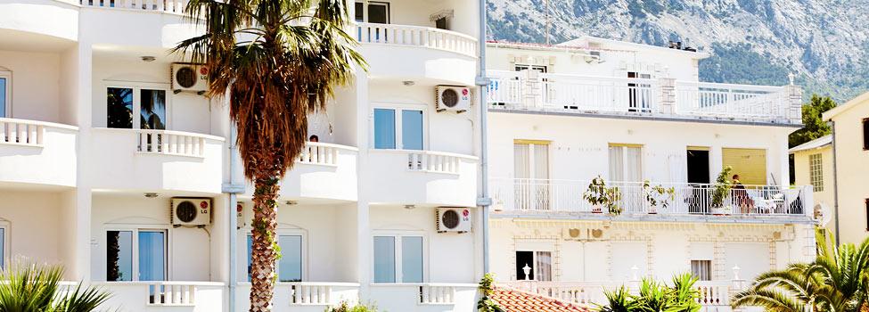 Zaja Apartment, Baska Voda, Makarska-rivieraen, Kroatia