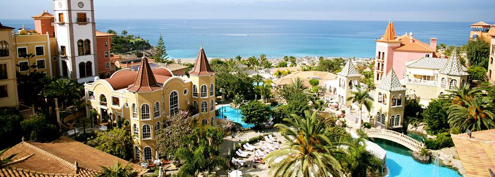 Bahia del Duque, Playa de las Américas, Tenerife, Kanariøyene