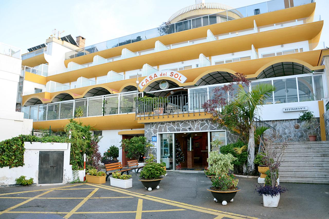 Se bilder fra hotel casa del sol puerto de la cruz - Hotel ving puerto de la cruz ...