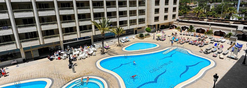 Aparthotel Kn Columbus, Playa de las Américas, Tenerife, Kanariøyene