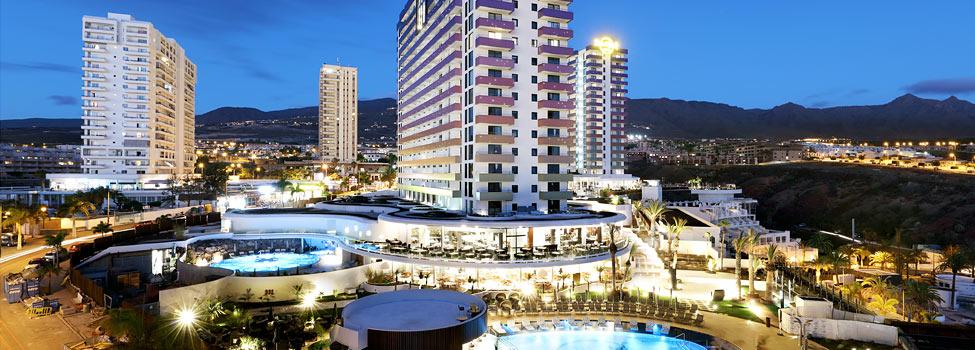 Hard Rock Hotel Tenerife, Playa Paraiso, Tenerife, Kanariøyene