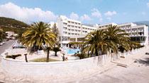 All Inclusive på hotell Hotel Mediteran.