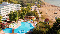 All Inclusive på hotell Arabella Beach.