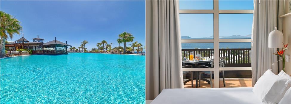 H10 Rubicon Palace, Playa Blanca, Lanzarote, Kanariøyene