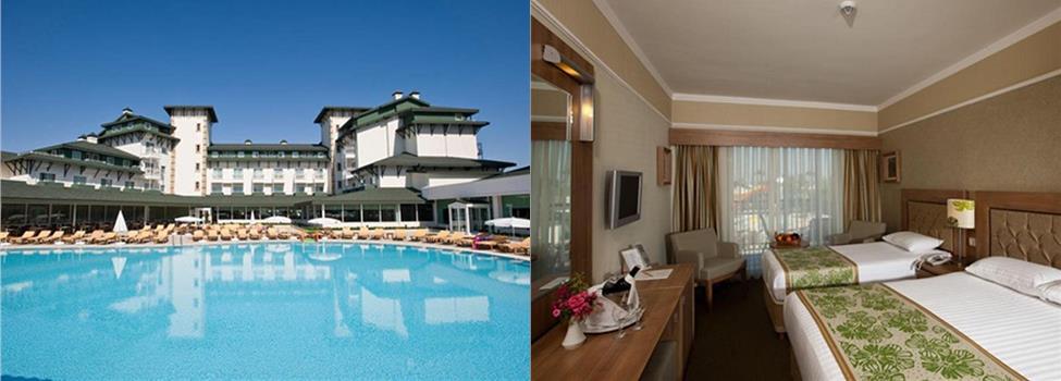Vera Verde Resort (ex Innova Resort and Spa Belek), Belek, Antalya-området, Tyrkia