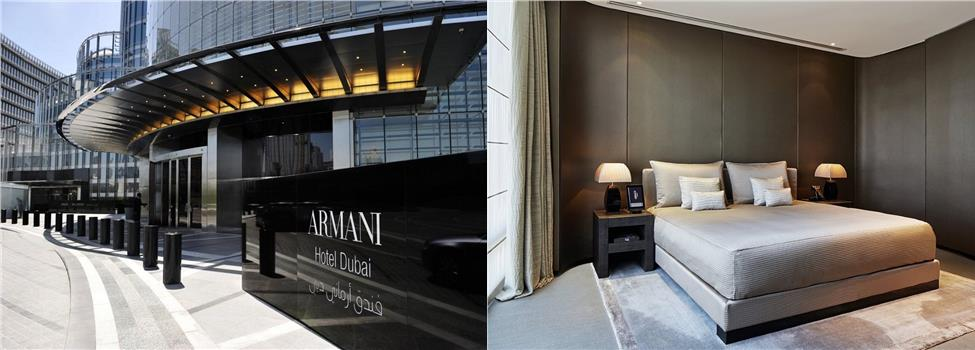 Armani Hotel Dubai, Downtown Dubai, Dubai, De forente arabiske emirater