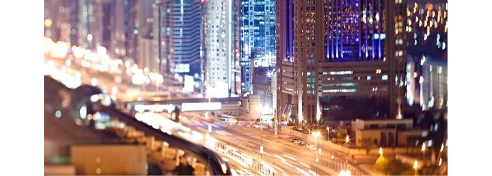 Fairmont Hotel Dubai, Downtown Dubai, Dubai, De forente arabiske emirater
