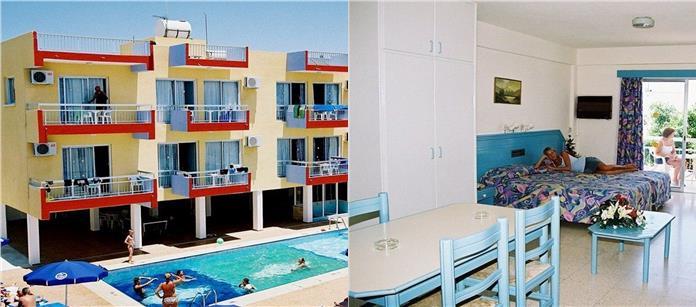 Mastronapa Apartments