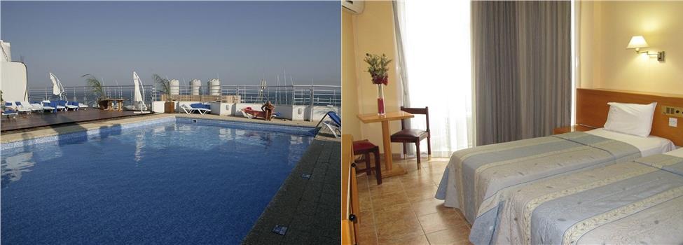 Flamingo Beach Hotel, Larnaca, Kypros, Kypros