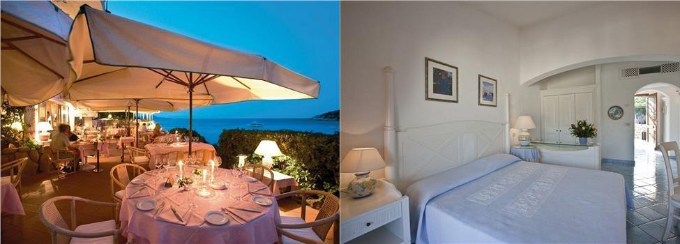 Club Hotel Baja Sardinia, Costa Smeralda, Sardinia, Italia