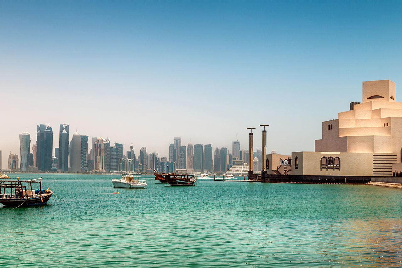 Doha - Bilder hos Ving