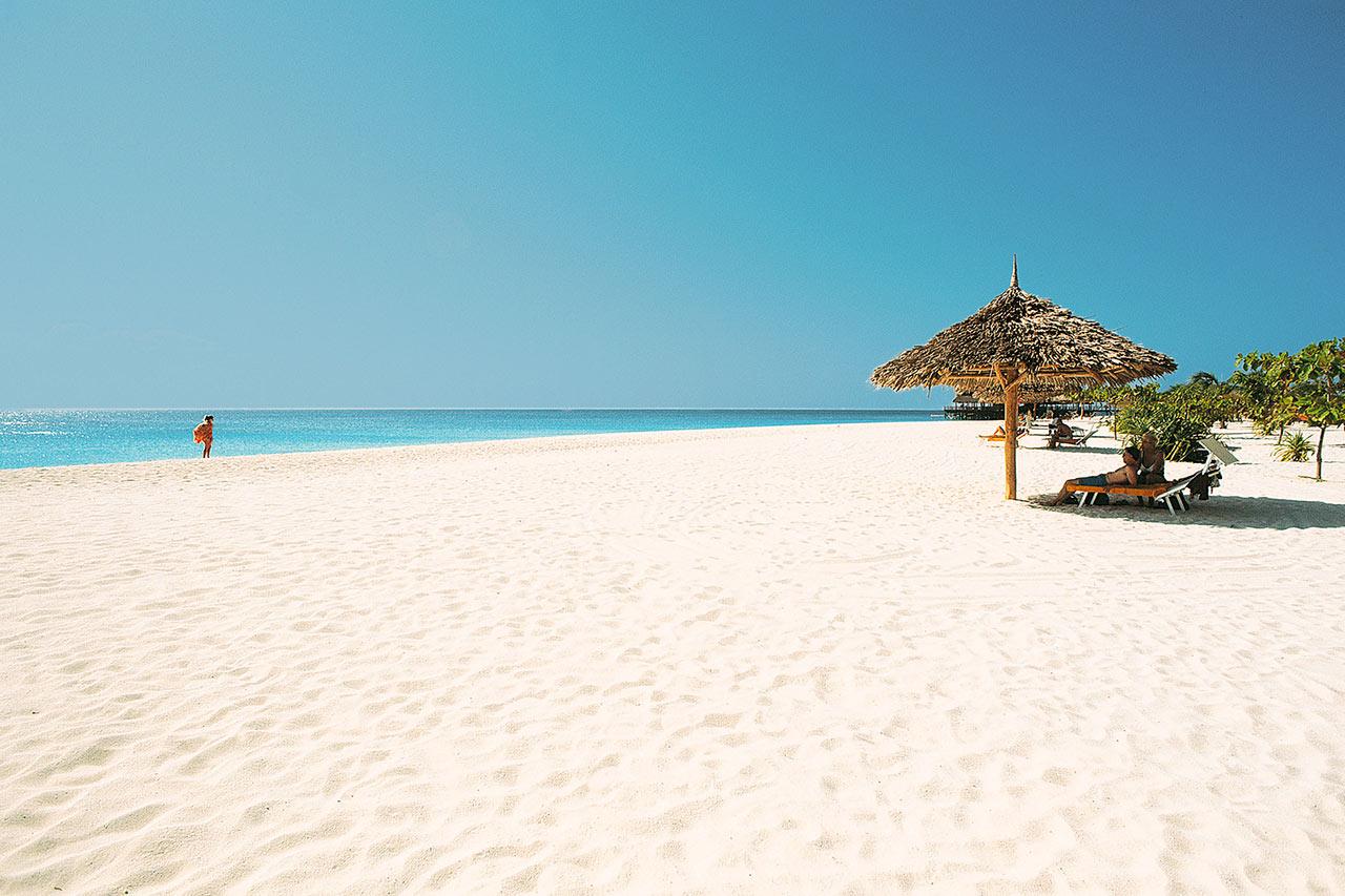 Zanzibar - Nungwi-stranden