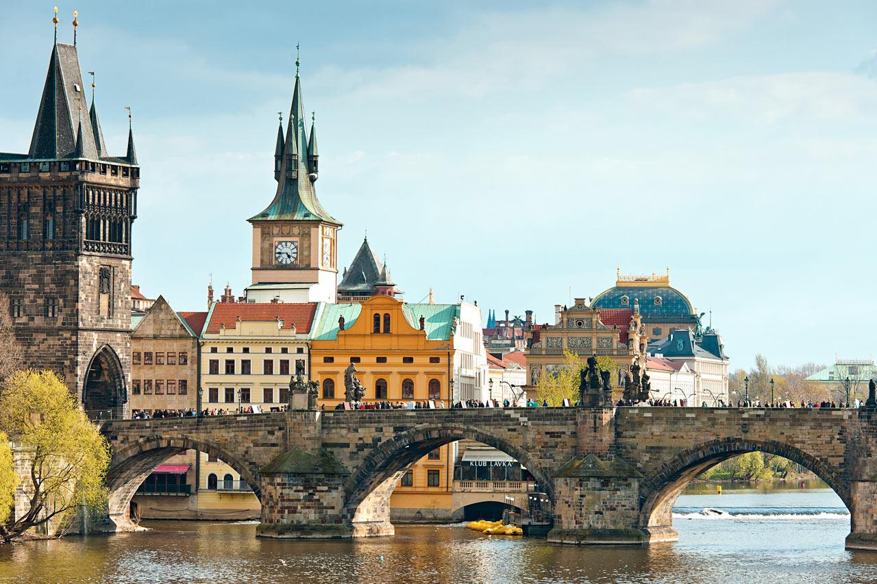 Praha - bestill en reise med fly og hotell  8825ebd20b