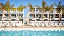 Basseng, Ocean Beach Club - Kypros