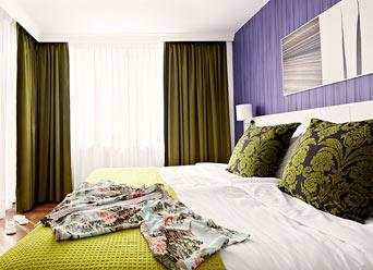 Om rommene, Sunprime Coral Suites & Spa