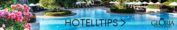 Anbefalte hotell i Belek