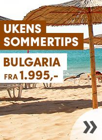 Ukens sommertips: Bulgaria