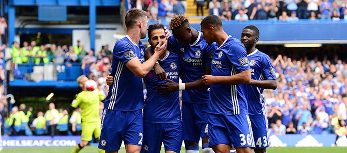Opplev Chelsea på Stamford Bridge