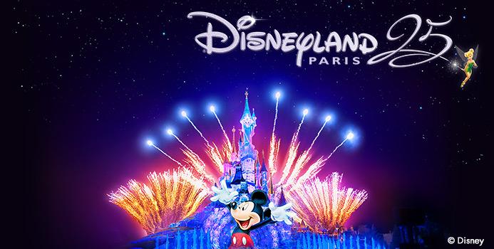 Gode rabatter til Disneyland® Paris