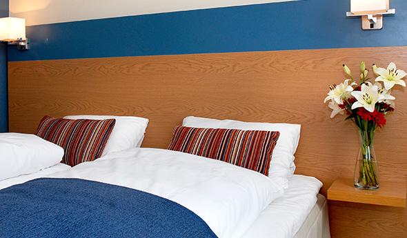 Gardermoen Airport Hotel - dobbeltrom
