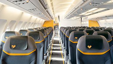 Fly komfortabelt til Kapp Verde