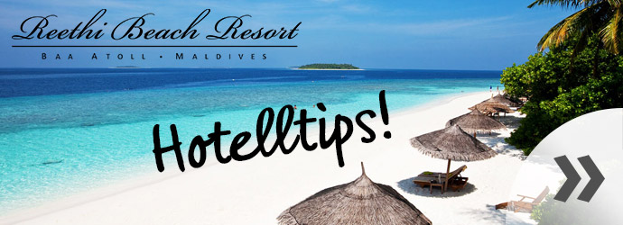 Hotelltips! Reethi Beach Resort