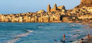 Fleksible reiser til Sicilia