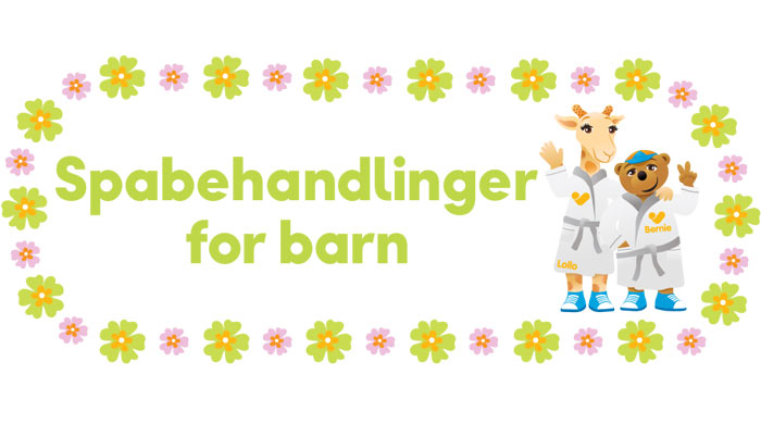 Spabehandlinger for barn