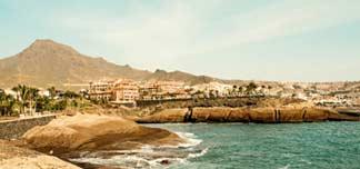 Tenerife i vinter