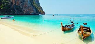 Thailand i sommer