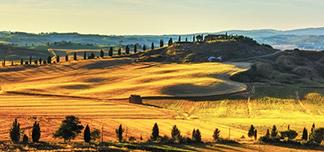 Fleksible reiser til Toscana