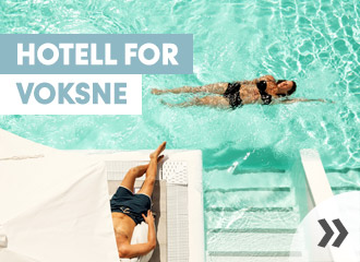 Hotell for voksne Gran Canaria