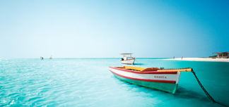 Aruba i vinter