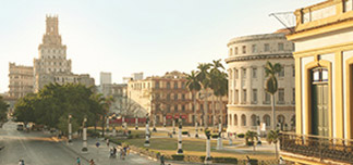 Cuba i vinter