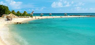 Curaçao i vinter
