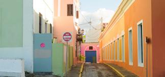 Puerto Rico i vinter