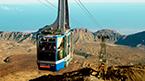 Teleferico: Taubane til toppen av Teide – kan bestilles hjemmefra